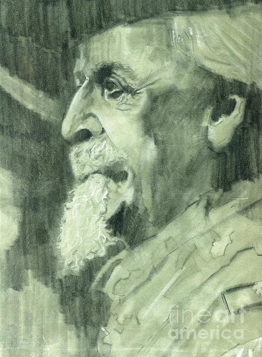 General Lee Print by Luis  Navarro