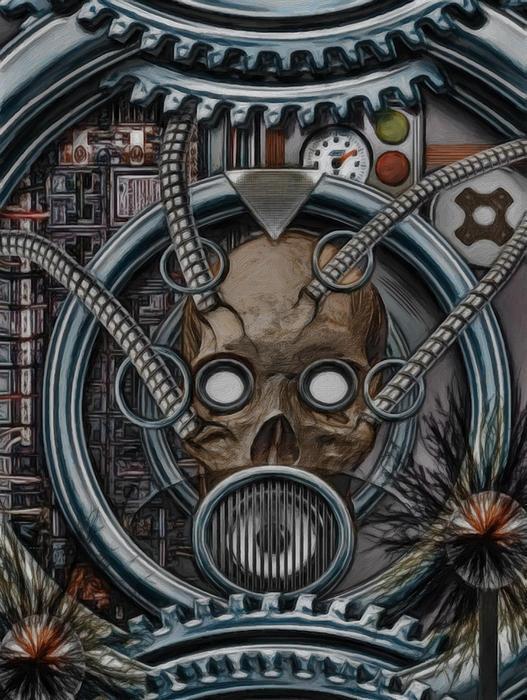 Generator Print by Jacob King