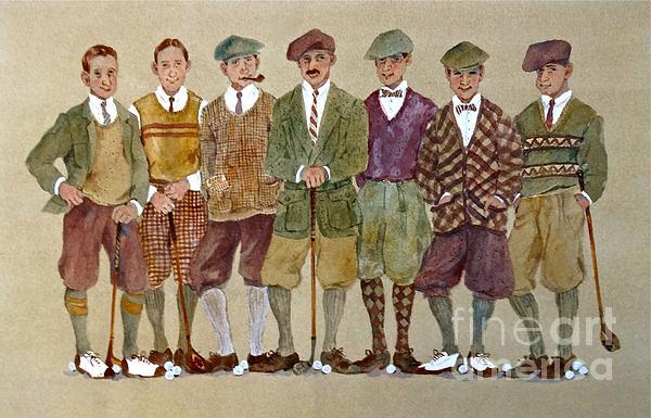 Sherri Crabtree - Gentlemen Golfers