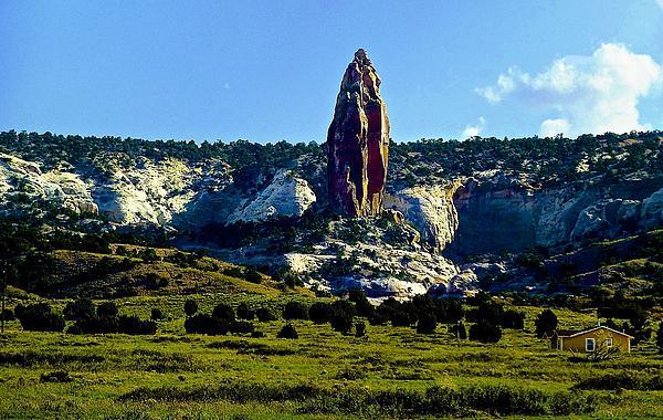 Barbara Zahno - Giant Rocks - Arizona