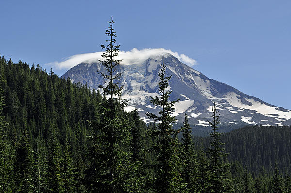 Roger Reeves  and Terrie Heslop - Gifford Pinchot National Forest and Mt. Adams