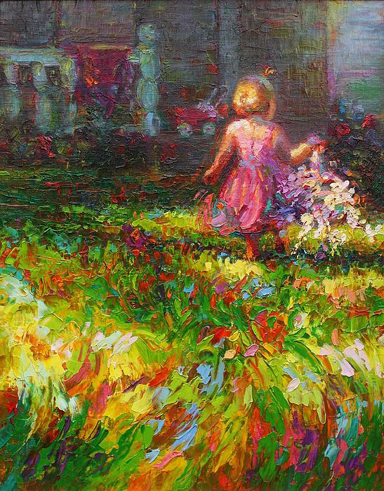 Girls Will Be Girls Print by Talya Johnson