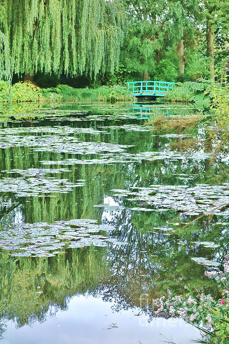 Giverny Print by Olivier Le Queinec
