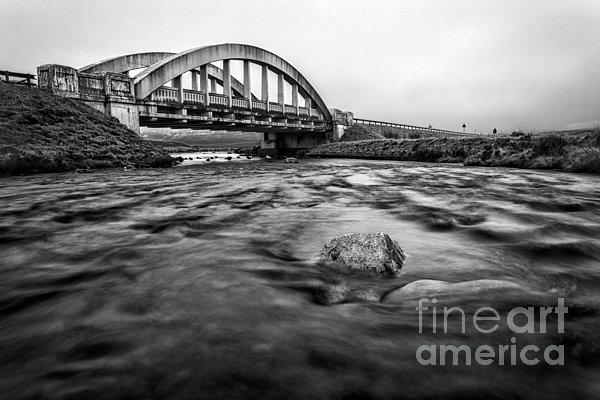 Glen Coe Bridge Print by John Farnan