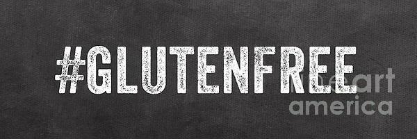 Gluten Free Print by Linda Woods