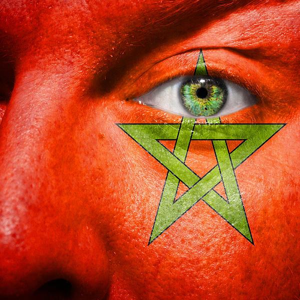 Go Morocco Print by Semmick Photo
