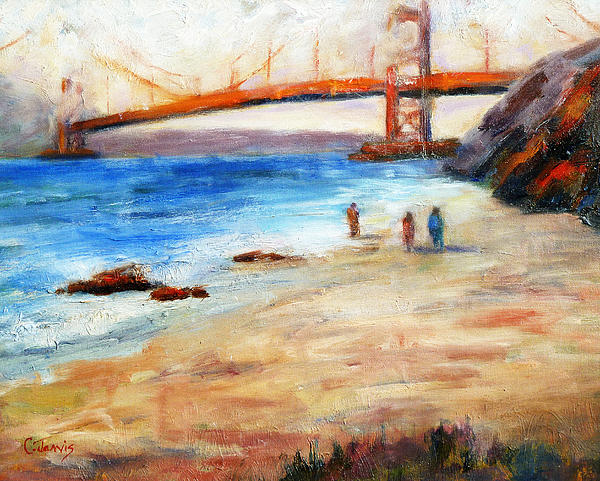 Carolyn Jarvis - Golden Gate Stroll