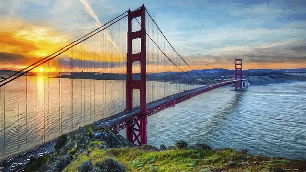 Veikko Suikkanen - Golden Gate