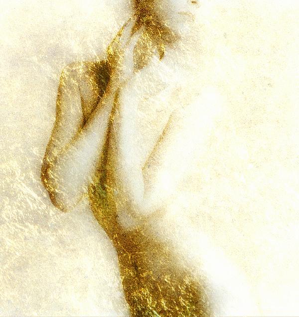 Golden Shower Print by Gun Legler