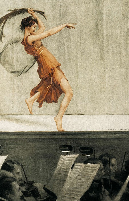 Gorguet, Auguste Fran�ois Marie Print by Everett