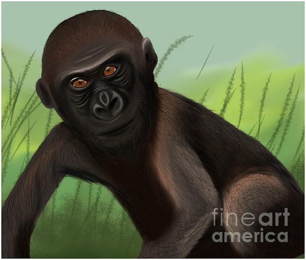 Beverley Brown - Gorilla Greatness