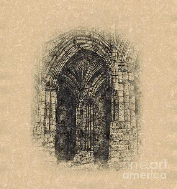 Tanya Crum - Gothic Arch II