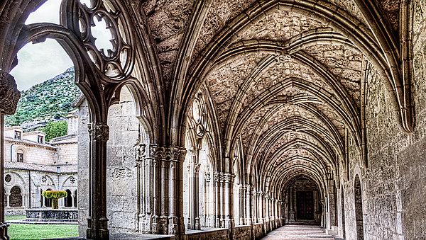Weston Westmoreland - Gothic Cloister Archway