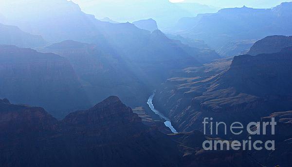 Grand Canyon Print by Dipali S