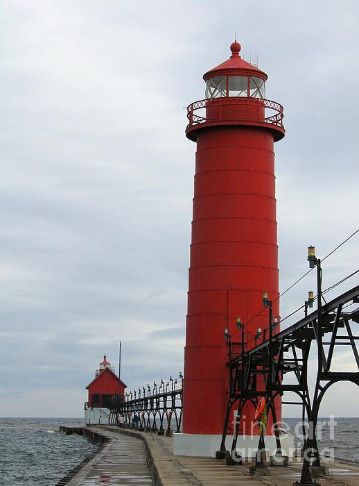 Ann Horn - Grand Haven Lights
