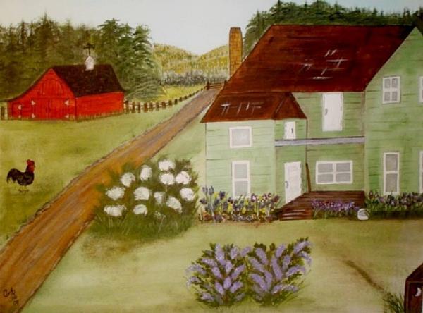 Cindy Micklos - Grandmas Farm