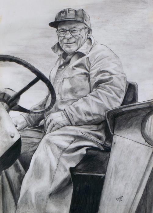 Joy Nichols - Grandpa