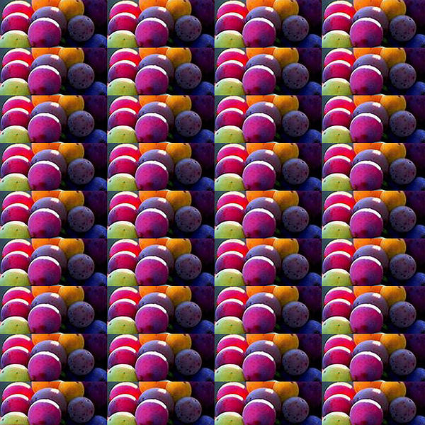 Grapes Fruit Pattern Health Background Designs And Color ...