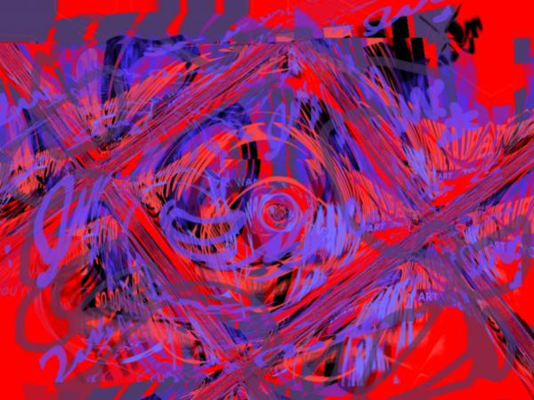 Pharris Art - Graphic Explosion