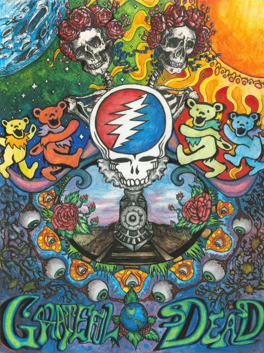 Grateful Dead Tour Sales