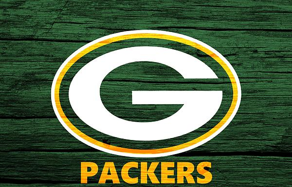 Green Bay Packers Barn Door By Dan Sproul