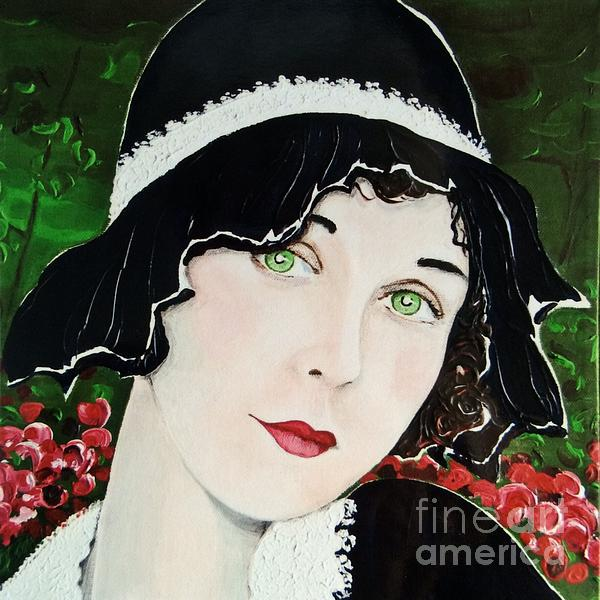 Barbara Chase - Green Eyes and Red Lips