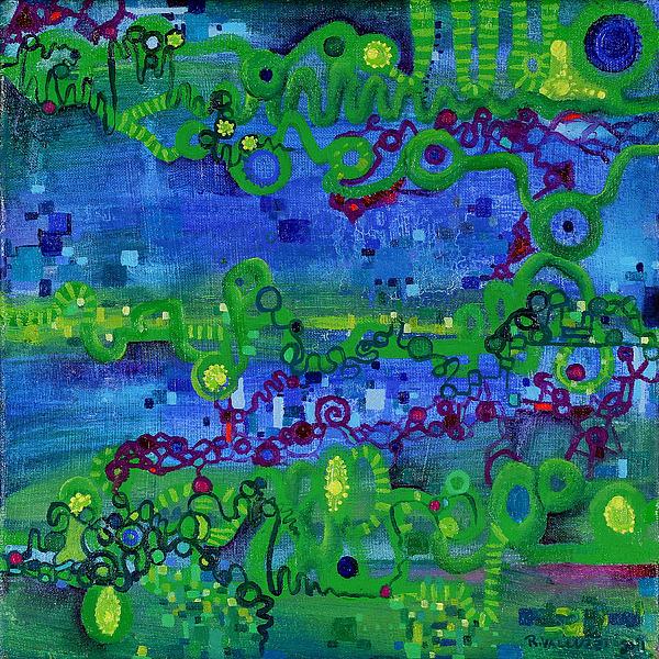 Green Functions Print by Regina Valluzzi