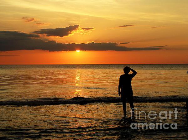 Sharon Burger - Gulf coast sunset