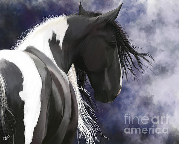 Kate Black - Gypsy Horse