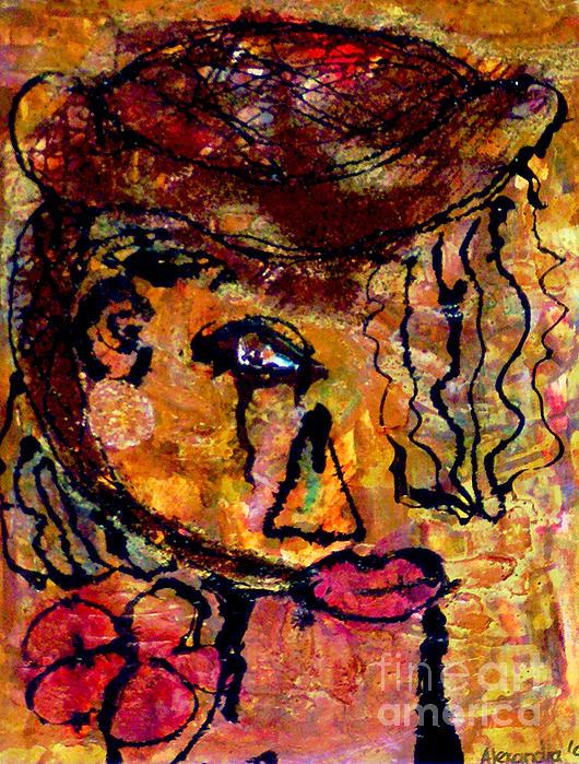 Alexandra Jordankova - Gypsy Woman