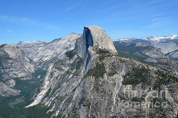 Debra Thompson - Half Dome Glacier Point