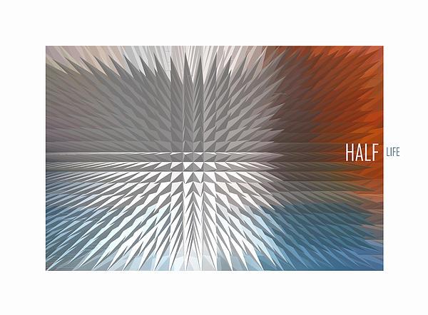 Half Life Print by Bob Salo