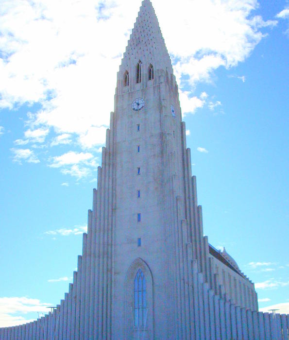 Kay Gilley - Hallgrimskirkja Church