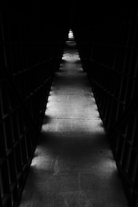 Hallway To Nowhere Print by Christi Kraft