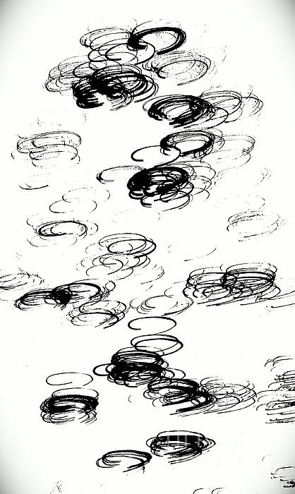 Halo Print by Jacqueline McReynolds