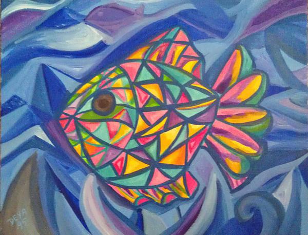 Deyanira Harris - Happy Fish