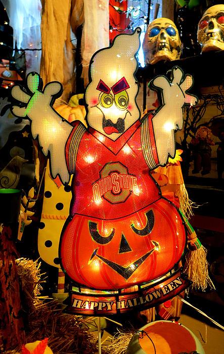 Patricia Januszkiewicz - Happy Halloween Ohio State