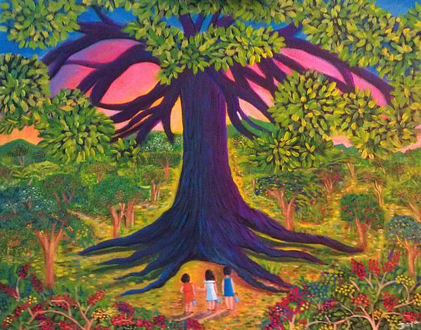 Deyanira Harris - Happy memories of my childhood
