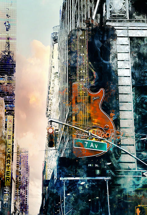 John Rivera - Hard Rock and 7th Ave.