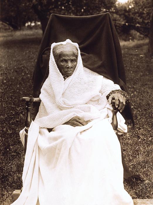 Harriet Tubman Portrait 1911  Print by Unknown