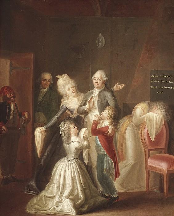 Hauer, Jean Jacques 1751-1829. Louis Print by Everett