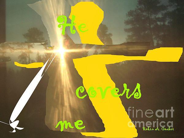 Robin Coaker - He Covers Me lll