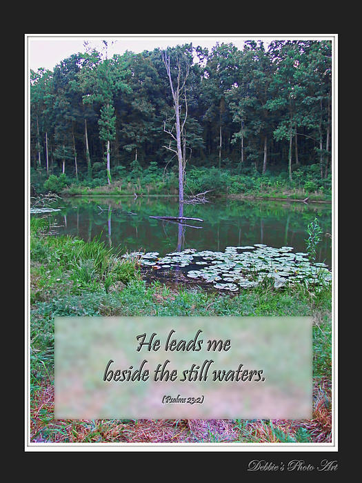 Debbie Portwood - He Leads me beside the Still Waters
