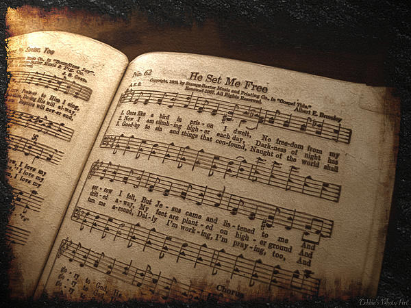 Debbie Portwood - HE Set Me Free - Hymnal Song