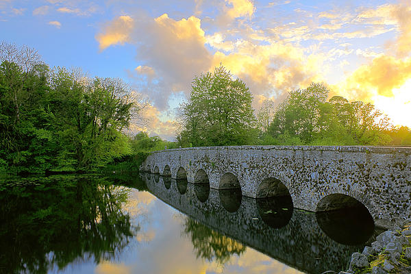 Lewis Smith - Headfort Bridge at Dusk