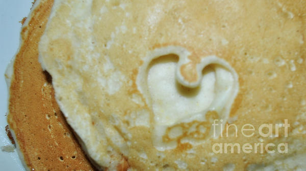 Heart Cakes Print by Mindy Bench