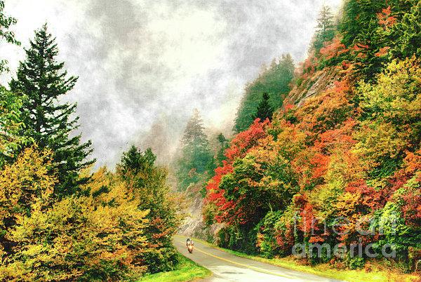 Dan Carmichael - Heavenly Ride II - Blue Ridge Parkway