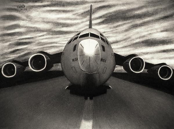 Vishvesh Tadsare - Heavy Takeoff - Sepia