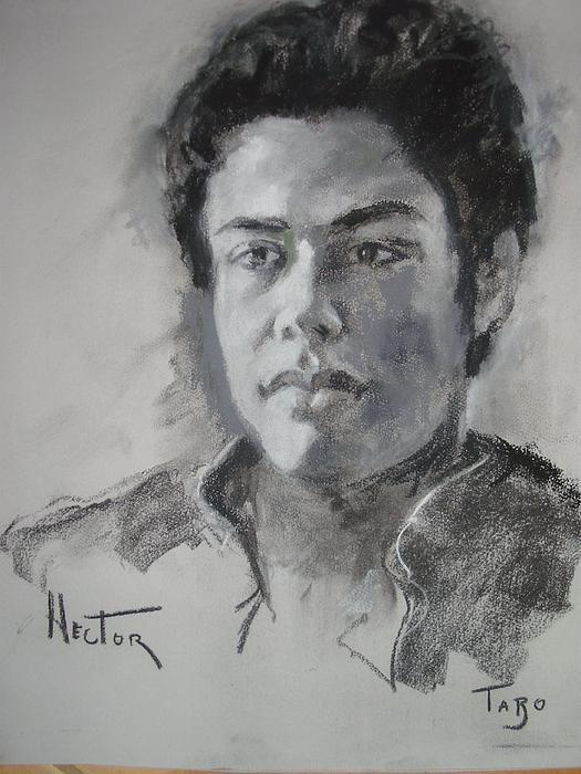 Hector Print by Todd Taro