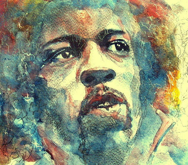 Paul Lovering - Hendrix no5